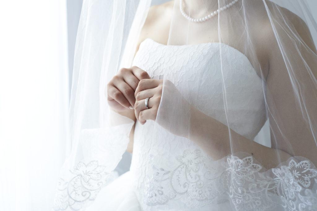 花嫁さんの写真